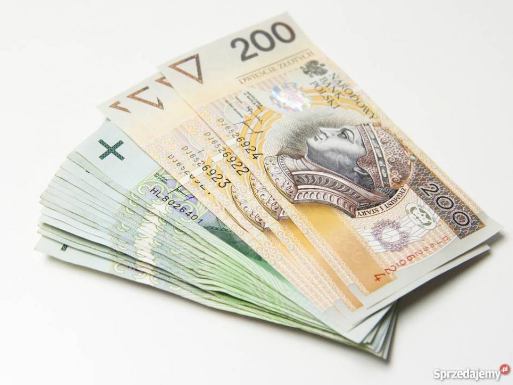 Oferuje pozyczki i inwestycje prywatne od 5000 do